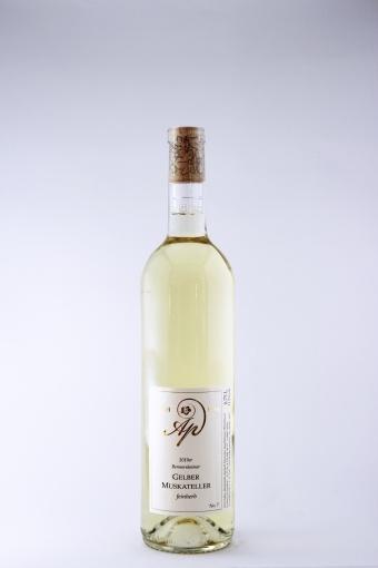 Gelber Muskateller Qualitätswein feinherb 2019