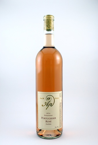 Portugieser Rosé QbA trocken 2017