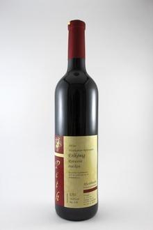 """""""Erlkönig"""" Rotwein Auslese trocken 2012"""