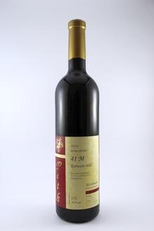 Rotwein QbA mild 2014