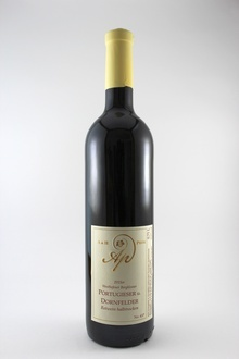 Portugieser & Dornfelder Rotwein QbA halbtrocken 2015