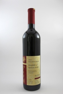 Dornfelder Rotwein (S) 2011