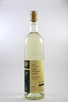 Bermerheimer Hasenlauf Gelber Muskateller Qualitätswein feinherb 2017
