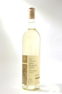 Gelber Muskateller Qualitätswein feinherb 2018