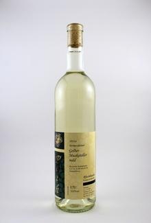 Bermersheimer Hasenlauf Gelber Muskateller Qualitätswein mild 2015