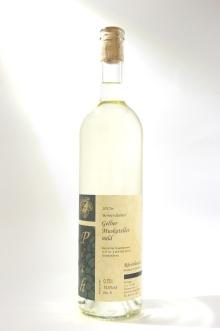 Gelber Muskateller Qualitätswein mild 2017