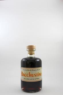 Kräuterlikör Bacchustino