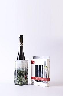VacuVin Weinkühler - Rapid Ice Wine Cooler Vinyard